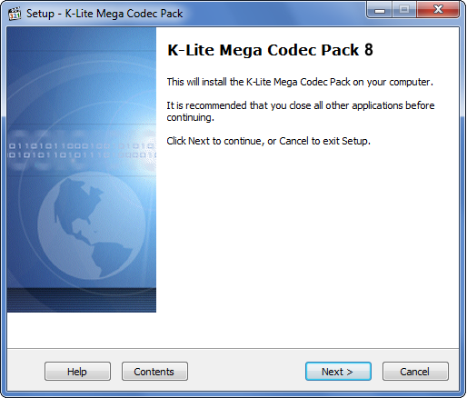 K-Lite Codec Pack 8