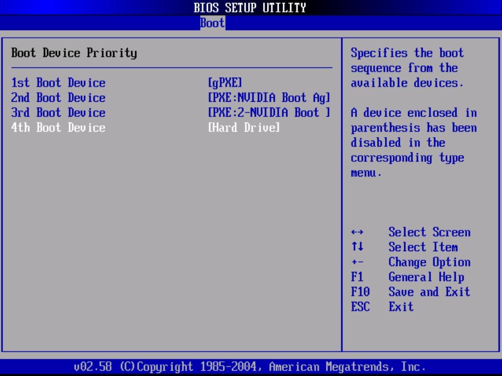 Cmos Setup Utility 1985 2005 Настройка Биоса Перед Переустановкой