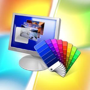 Настройки экрана, оформление и персонализация Windows 7