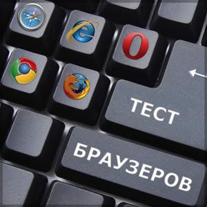 Масштабное тестирование браузеров. Январь 2012