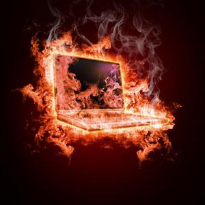 Профилактика для ноутбуков: Как избежать перегрева внутренних компонентов мобильного ПК