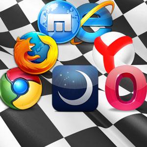 Масштабный тест браузеров для системы Windows. Август - Сентябрь 2013